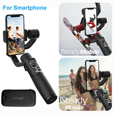 Hohem iSteady 3Axis Handheld Smartphone Gimbal Stabilizer for iPhone Samsung