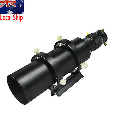 Hot 60mm Compact Deluxe Guide Scope Double Helical Focuser for Telescope AU Ship