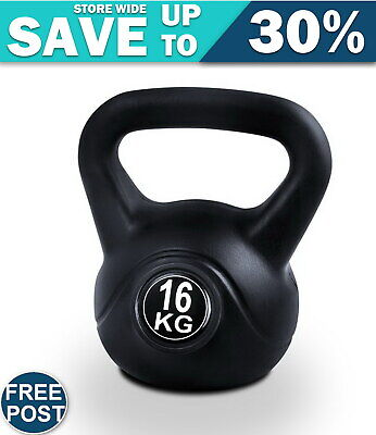 Everfit Kettlebells Fitness Exercise Kit 16kg