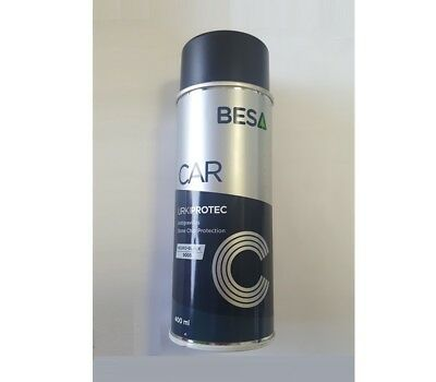BESA Car URKI PROTEC spray 400ml RAL9005 1K Protettivo antisasso riverniciabile