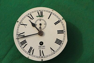 A Ship Bridge Clock Based On A Smiths Astral.