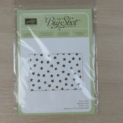 Stampin' Up! Lucky Stars Embossing Folder