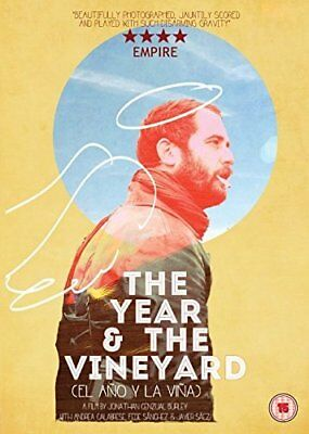 The Year & the Vineyard [DVD] -  CD TKVG The Fast Free Shipping