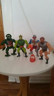 Masters of the universe sammlung