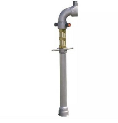 Hydrant Standpipe Anti Siphon Double Check Valve