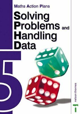Maths Action Plans: Solving Problems and Handling Data Year 5/P6, Clemson, David