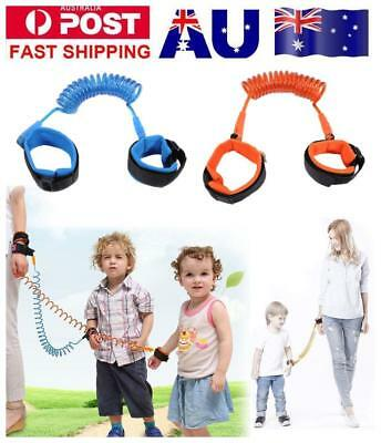 Harness Leash Baby Kids Anti Lost Wrist Link Traction Rope For Toddler Safety