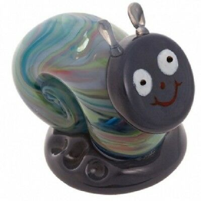 Caithness Glass Wee Beasties Sammie The Snail Paperweight