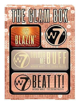 W7 The Glam 3pc Women Christmas Gift Set (same day dispatch before 2:00pm)