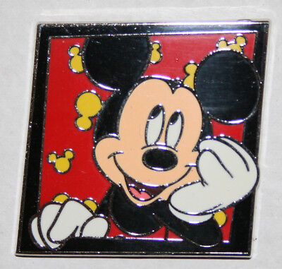 Pins Pin's Disney Cadre Mickey Official pins trading 2011