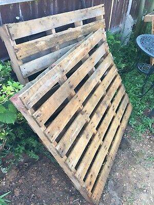 GRS 1000mm x 1200mm Wooden Pallet