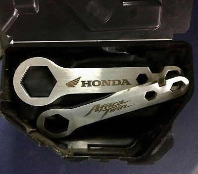 "Toolkit ""improved"" - Honda Crf1000 L/la/dc/adv - Africa Twin"