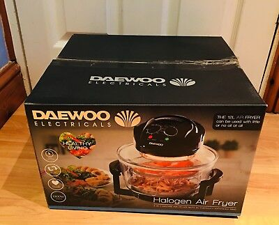 ( Halogen Oven Air Fryer Low Fat Healthy Cook 12L Capacity 1300W * Brand New *)