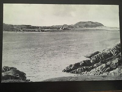 Iona from Mull Showing the Abbey and Dun-I 332 feet Walter Rintoul