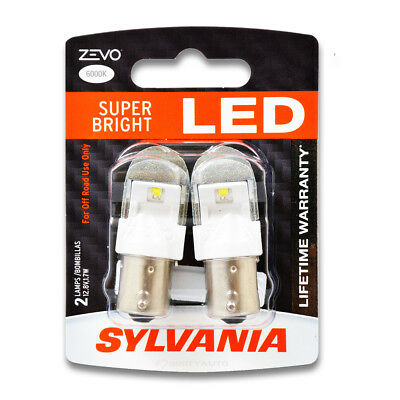 Sylvania ZEVO Rear Turn Signal Light Bulb for Rover 2000 3500S 1969-1971  yb