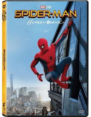 Film - Spider-man Homecoming - Dvd