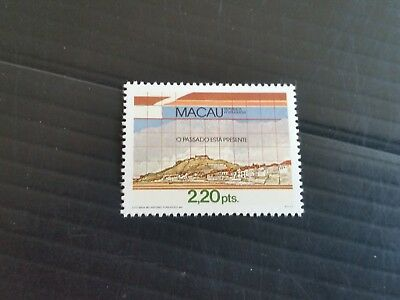 Macao 1986 Sg 622 The Past Is The Present Mnh (M)