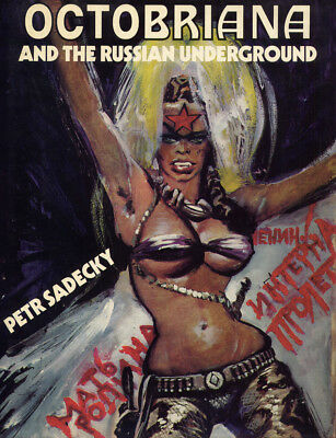 Octobriana And The Russian Underground trade paperback 1971 graphic novel comic