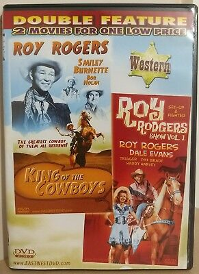 King Of The Cowboys & Roy Rogers Show Vol. 1 (DVD)