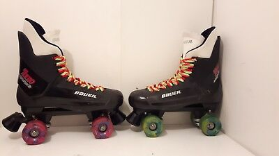 Ventro pro quad roller skates Airwave wheel size 5,6,7,8,9,10 (Not Bauer Turbo)