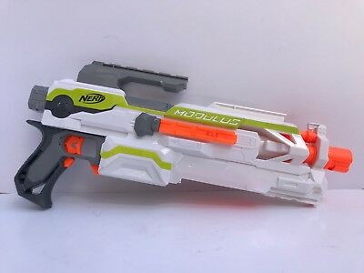 Nerf Modulus ECS-10 Blaster Dart Gun Toy Hasbro N-Strike Elite FOR PARTS