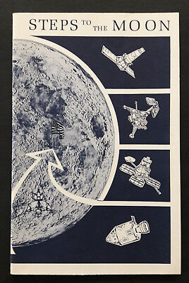 STEPS TO THE MOON-  U.S. Department of the Interior booklet, 1976