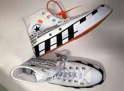 8b195c1c676728 OFF WHITE x Converse Chuck Taylor All Star 70 Hi CONFIRMED ORDER size 6.5