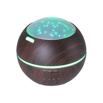 TOMNEW 150ML Essential Oil Diffuser Kids Room Ultrasonic Aromatherapy Diffuser