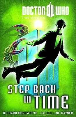 Doctor Who Book 6: Step Back in Time by Rayner, Jacqueline Book The Cheap Fast