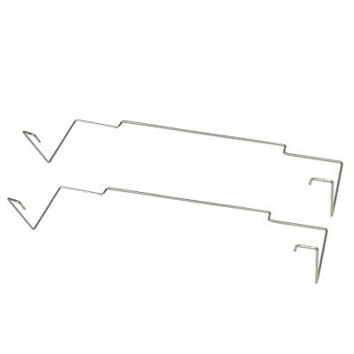 Pair Fan Mounting Clip Buckle for CPU Cooler Heat Sinks Radiator 4.7in/12cm