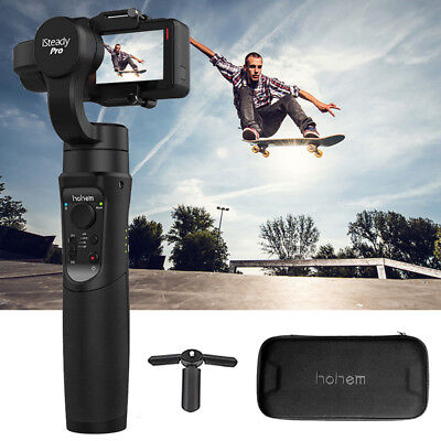 Hohem iSteady 3Axis PRO Handheld Gimbal Stabilizer for GoPro Hero 7/6/5/4 Camera