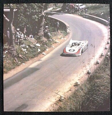 PORSCHE 908/3 1971 Targa Florio Photo Print ELFORD LARROUSE