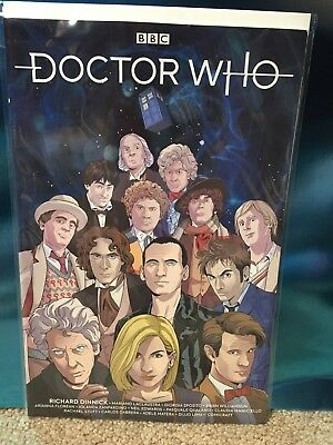 Many Lives Of Doctor Who Thirteenth Doctor NYCC Convention Variant Comic 2018