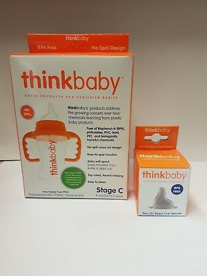 Thinkbaby The Sippy Trainer Cup Stage C