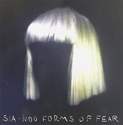 SIA 1000 FORMS OF FEAR with bonus trac From japan