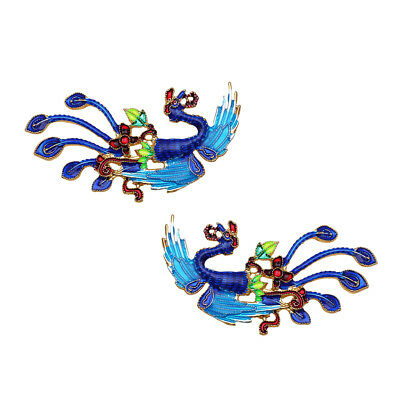 2 Pieces Chinese Retro Hair Accessories Ancient Costume Headdress Ornaments