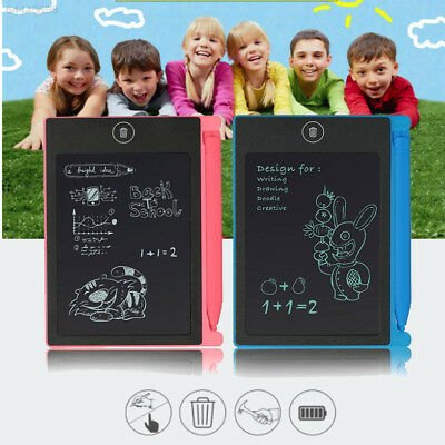 LCD Writing Tablet Board Kids Writing Drawing Graphics Pad for School Student