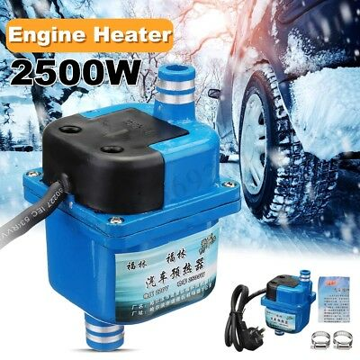 220V 2500W Auto Engine Heater Car Preheater Coolant Heating Truck Parking Heater