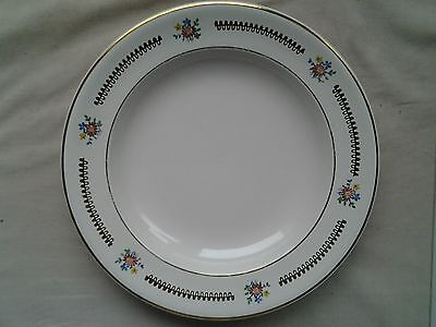 Assiettes Luneville Beaugency