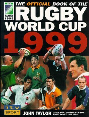 Official Rugby World Cup Book, Taylor, John, Used; Good Book