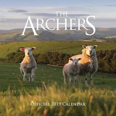 The Archers Calendar 2019 Entertainment Month To View