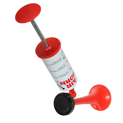 New Hand Held Non-Gas Sports Events Party Games Air Horn Pump Portable