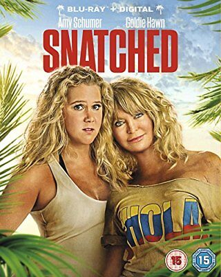 Snatched (Includes Digital Download) [Blu-ray] [2017] -  CD 32LN The Fast Free