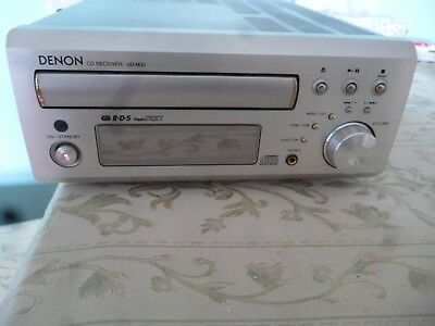DENON UD-M30 CD RECEIVER Unit Only UD-M30 Hi-Fi Stereo - Spares Or Repairs