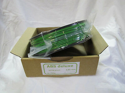 ABS deluxe Filament 2,85mm spring green 750g