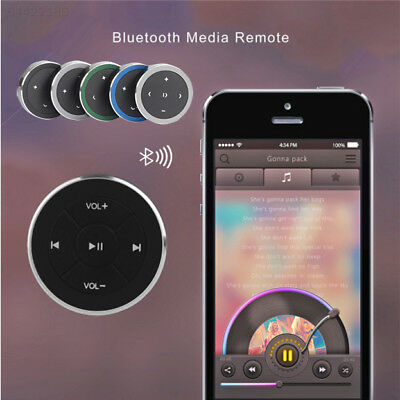 528A Car Steering Wheel Universal Wireless Bluetooth Buttons Controls