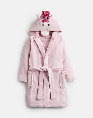 Joules Character Dressing Gown in UNICORN