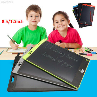 4.4/8.5/9/10/12Inch LCD Writing Tablet Kids DIY Drawing Board Graphic Pad Gift