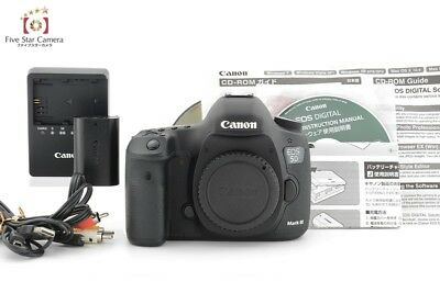 Excellent+++!! Canon EOS 5D Mark III 22.3 MP Full Frame Digital SLR from Japan