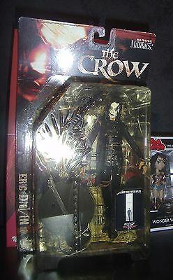 Movie Maniacs Serie 2 The Crow Figur Brandon Lee NEU&OVP